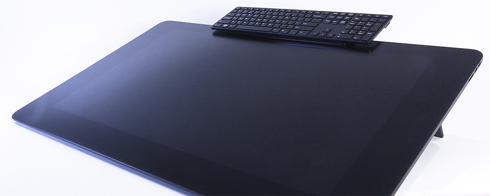 CinTweak 32-SEpro Standard Keyboard Tray for use with Wacom Cintiq Pro32 Graphics Tablets Pro Engine and Standard Layout Keyboards